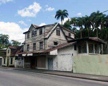 Dutch Designed Buildings, Suriname