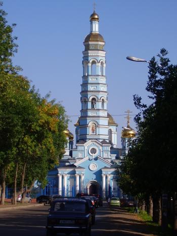 Duvansky avenue