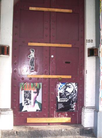 Dysfunction: Claret Door