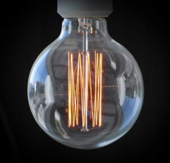 Edison Light Bulb