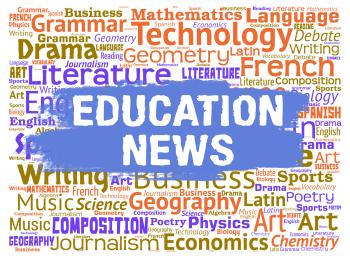 Education News Indicates Social Media And Educate