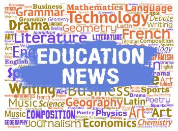 Education News Indicates Social Media And Educate