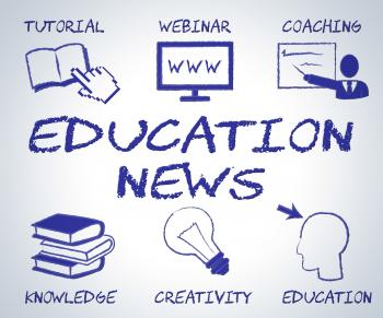 Education News Means Social Media And Article