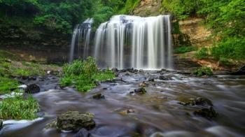 Elakala Falls - HDR