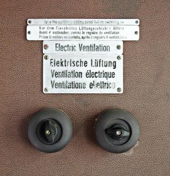 Electric Ventilation
