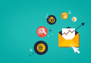 Email Marketing Concept - With Copyspace