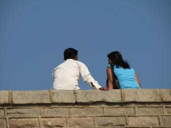 Engrossed in Love