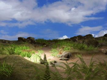 Epic 3D Landscape