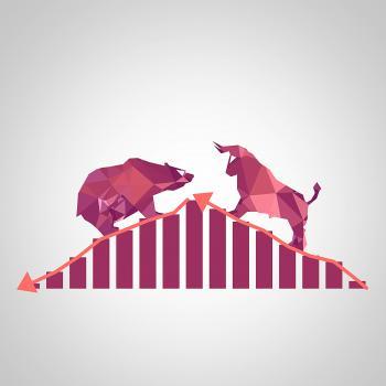 Equity markets - Bull versus Bear concept