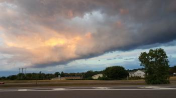 Evening Storm Clouds 11