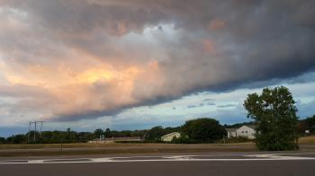 Evening Storm Clouds 4