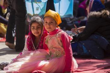 Evento Sikh a roma