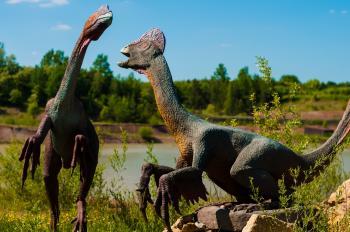 Extinct Dinosaur Figures