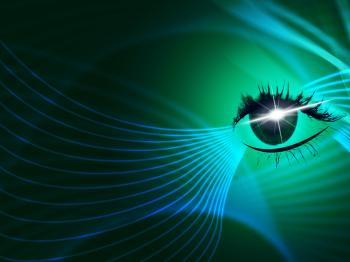 Eye Tech Represents Blazing Look And Iris