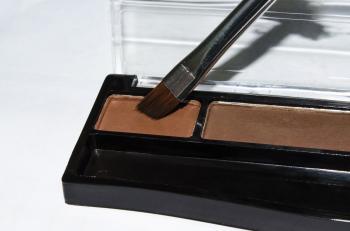 eyebrow shadow palette