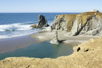 Face Rock State Park Oregon