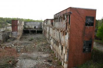 Factory ruins pt. 2