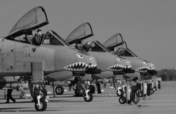 Fairchild Republic A-10