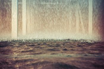 Falling Water Texture