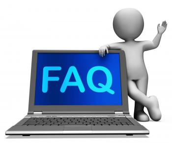 Faq Laptop And Character Shows Solution And Frequently Asked Questions