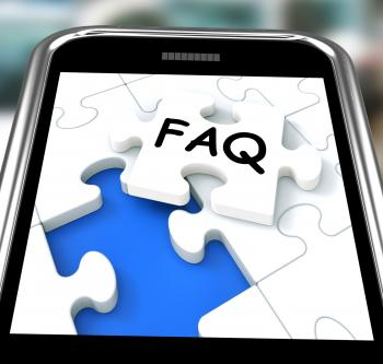 FAQ On Smartphone Showing Websites Questions