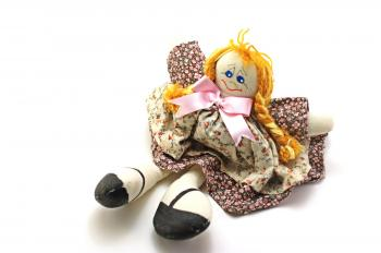 Fashion handmade doll