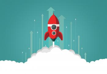 Fast Growing Business with Rocket Launch