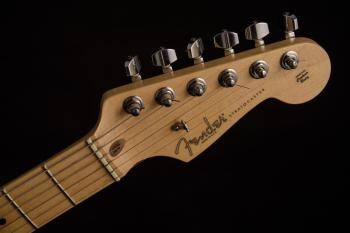 Fender Guitar Head Stock