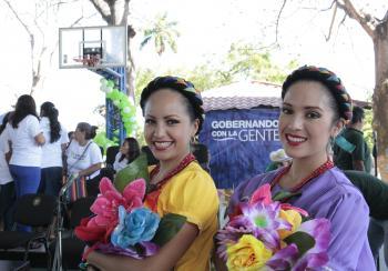 Festival Del Buen Vivir en Quezaltepeque