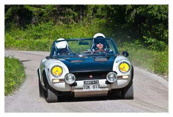 Fiat 124 Sport Spider 1974