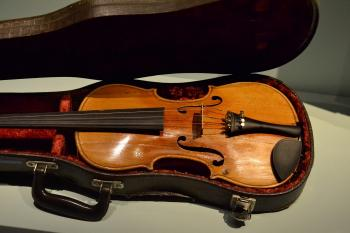 Fiddle detail