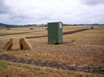 Field Toilet