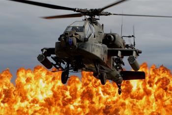 Fighter Helicopter