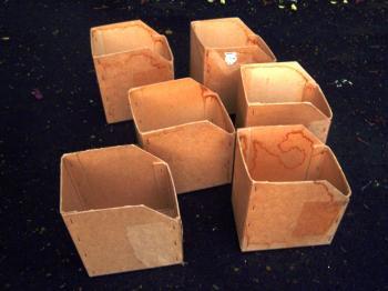File folders - boxes