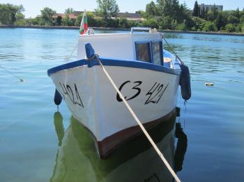 Fishermen boat
