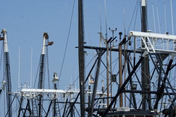Fishing Boat Rigging