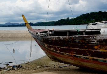 Fishing boats of Malaysia (13)