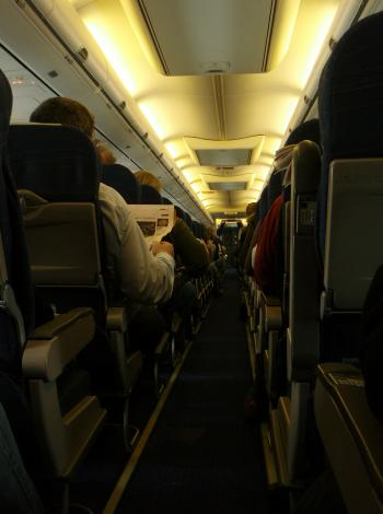 Flight cabinet