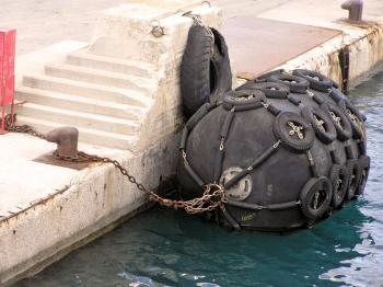Floating tank