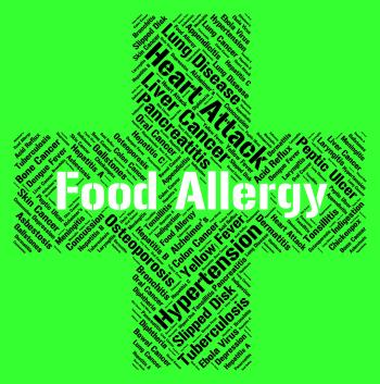 Food Allergy Represents Hay Fever And Ailment
