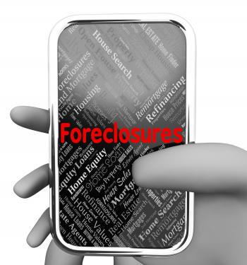 Forclosures Online Means Web Site And Foreclosed