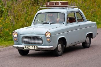 Ford 101 E Anglia 1959