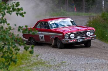 Ford Falcon Futura Sprin 1964