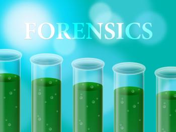 Forensics Research Indicates Study Examine And Experiment