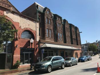Former Chesapeake Restaurant, 1701 N. Charles Street, Baltimore, MD 21201