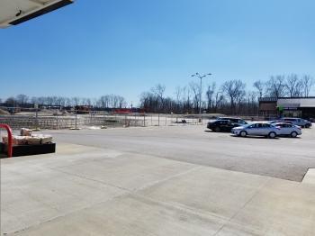 Former Kmart site in Lancaster, Ohio