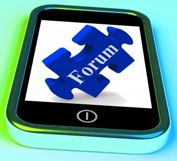 Forum Smartphone Shows Website Networking And Discussion