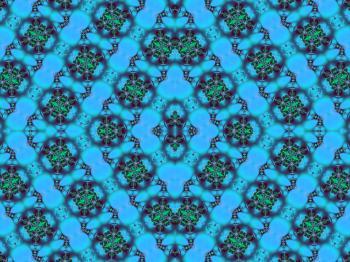Fractal Tile Pattern
