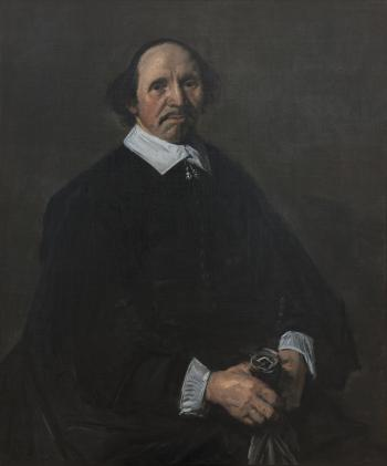 Frans (I) Hals (1582/83-1666): Portrait of a Man, C. 1655-60, kms3847
