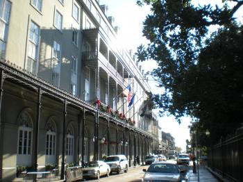 French Quarter Scene (Horizontal)